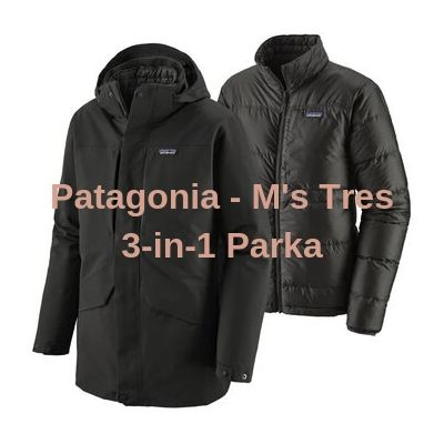 Patagonia - Ms Tres 3-in-1 Parka