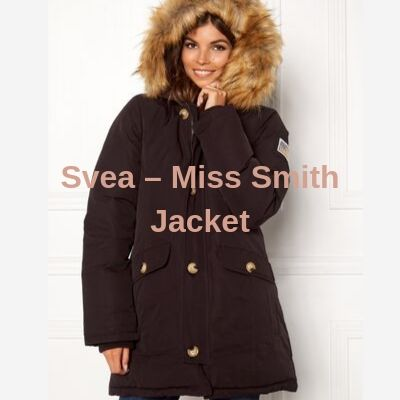 Svea – Miss Smith Jacket