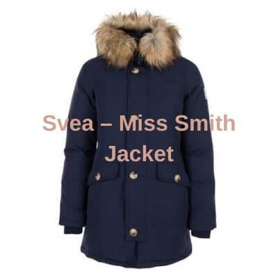 Varmaste vinterjackan Dam - Miss Smith Jacket